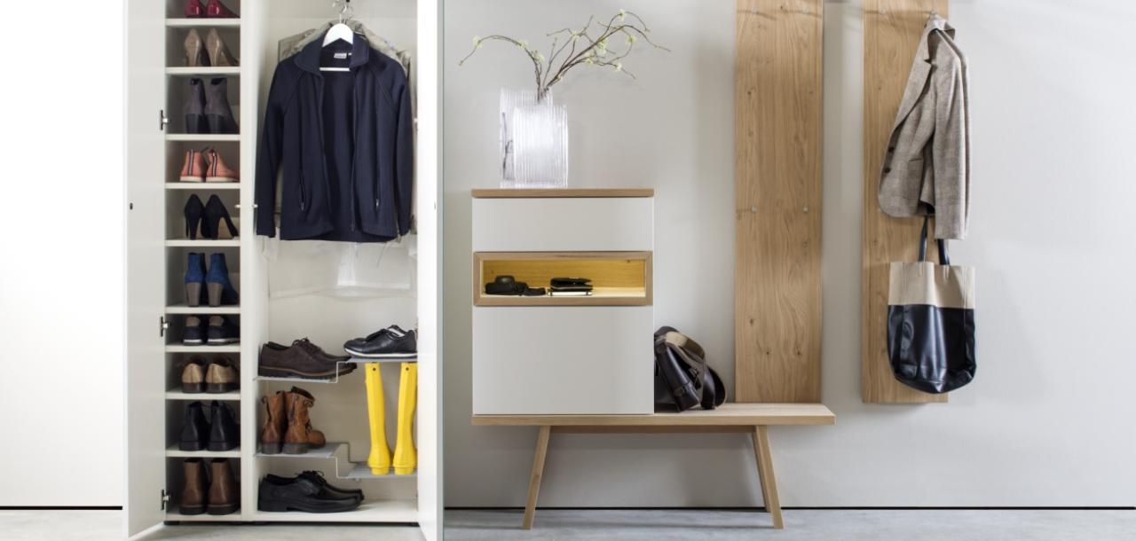 Мебель для прихожей sudbrock модель programm fox.